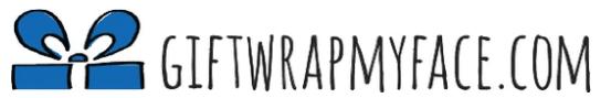 logo for GiftWrapMyFace.com